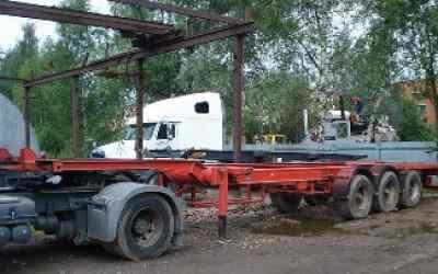 ТОНАР контейнеровоз - Краснодар, заказать или взять в аренду