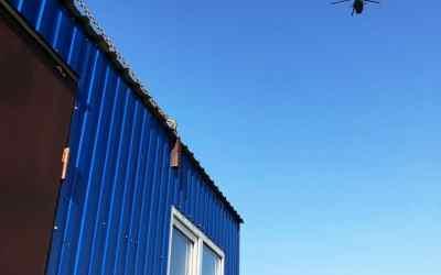 Вагончики бытовки в прокат контейнер - Краснодар, заказать или взять в аренду