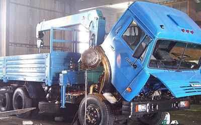 Ремонт манипуляторов кму оказываем услуги, компании по ремонту