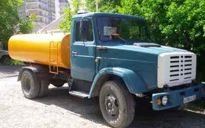 Доставка цистерной воды цистерна с водойом. Услуги цистерна с водойки - Геленджик, заказать или взять в аренду