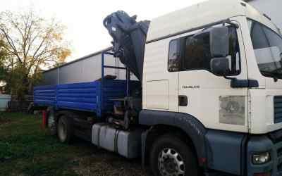 Услуги манипулятора 10 тонн 21 метр грузоперевозки - Краснодар, цены, предложения специалистов