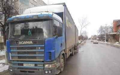 Фура сцепка 120кубов автопоезд - Краснодар, заказать или взять в аренду
