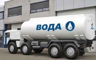 Привезем воду водовозкой 7 кубов - Новороссийск, цены, предложения специалистов