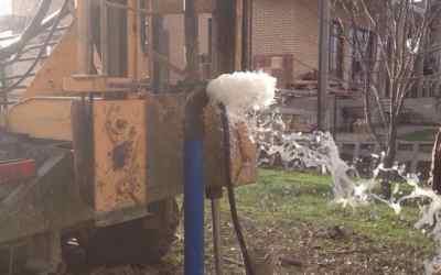 Бурим скважины на воду - Славянск-на-Кубани, цены, предложения специалистов