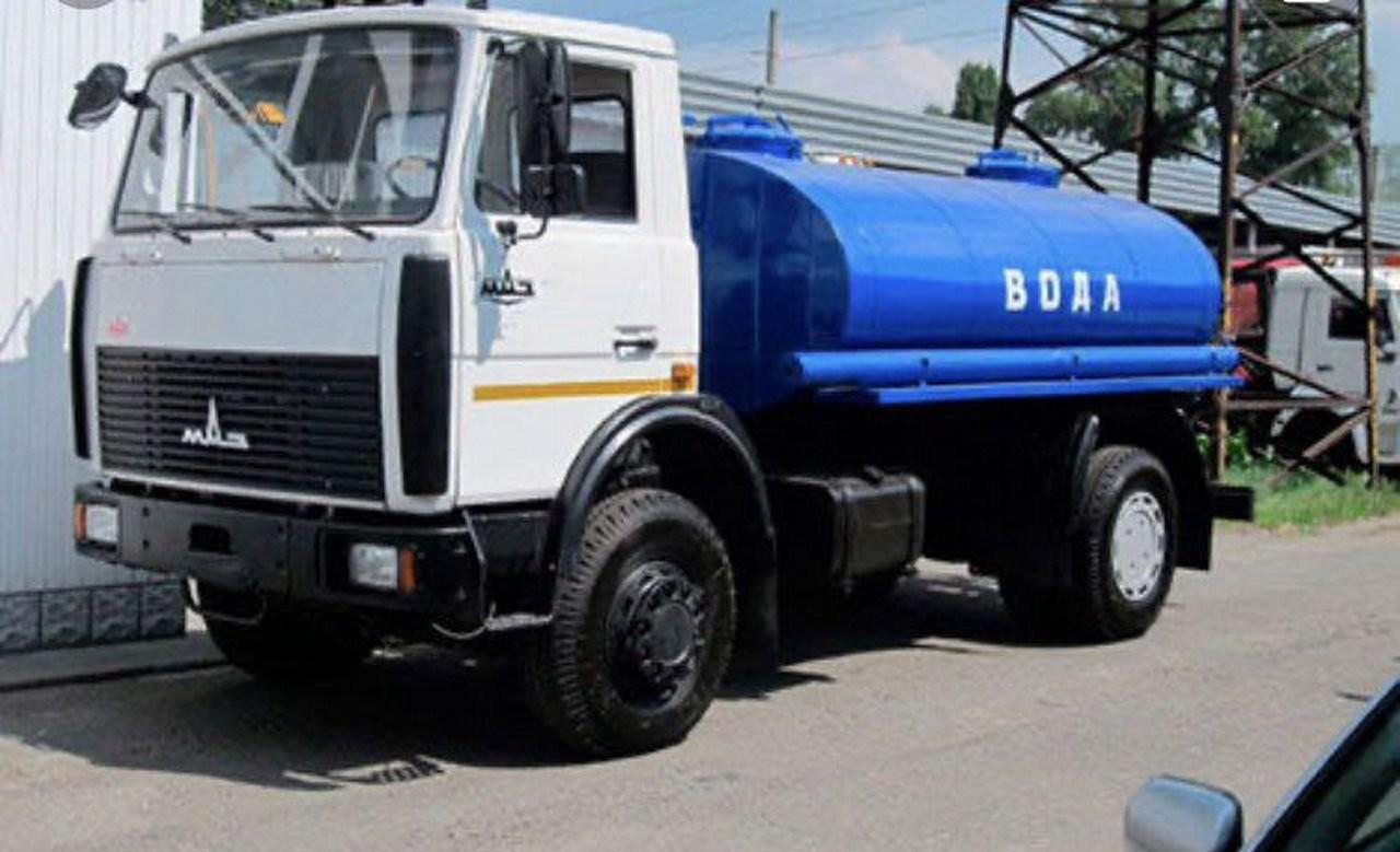 Водовоз, доставка пит и тех воды в Новороссийск - Новороссийск, цены, предложения специалистов