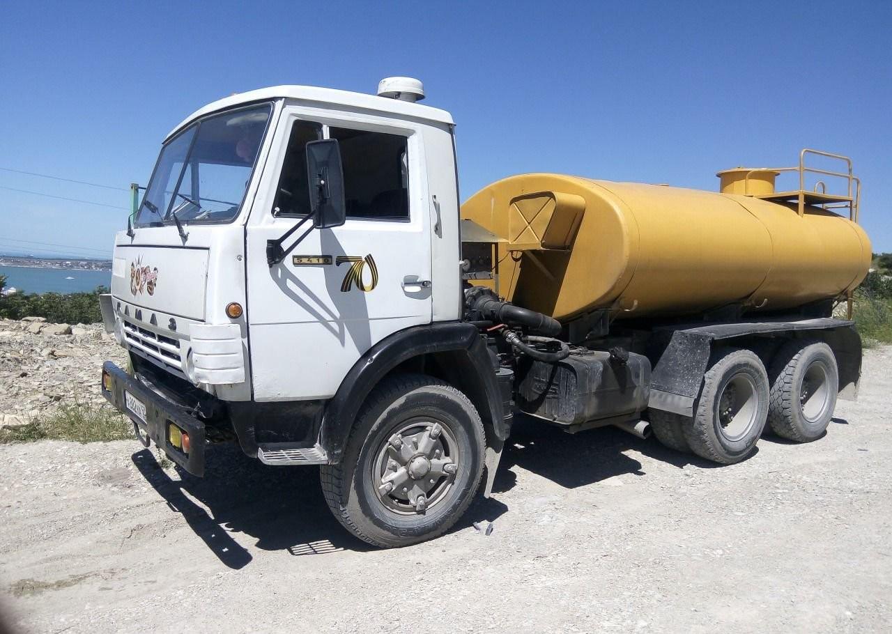 Привезем воду водовозом. Услуги водовозки - Геленджик, цены, предложения специалистов