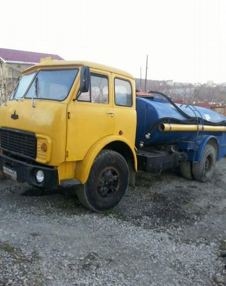Привезем воду водовозом 8м3 - Новороссийск, цены, предложения специалистов