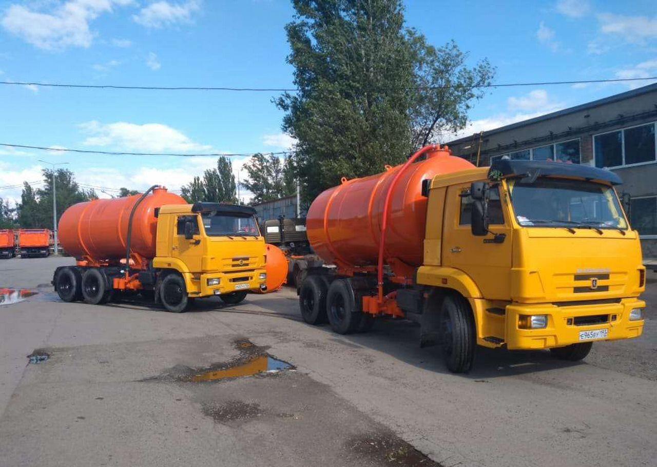Водовозка доставка технической воды - Краснодар, цены, предложения специалистов