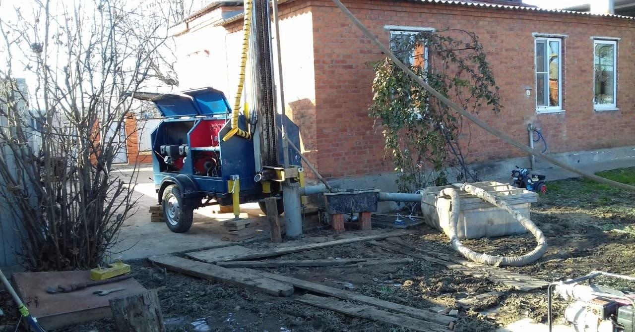 Бурим скважины на воду - Белореченск, цены, предложения специалистов