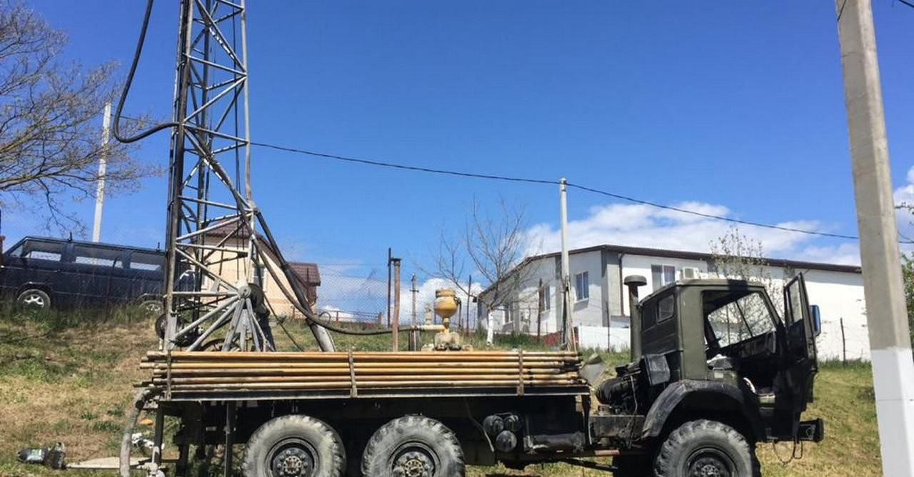 Бурим скважины на воду - Новороссийск, цены, предложения специалистов