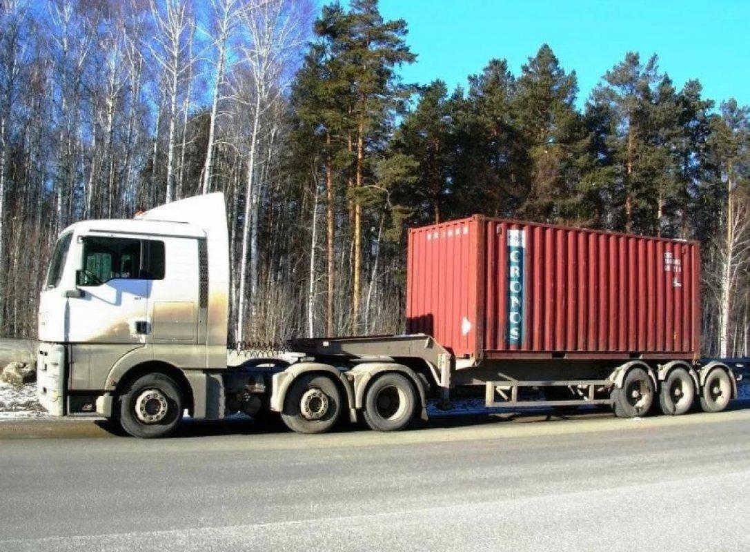 Полуприцеп, тягач MAN, Volvo - Краснодар, заказать или взять в аренду