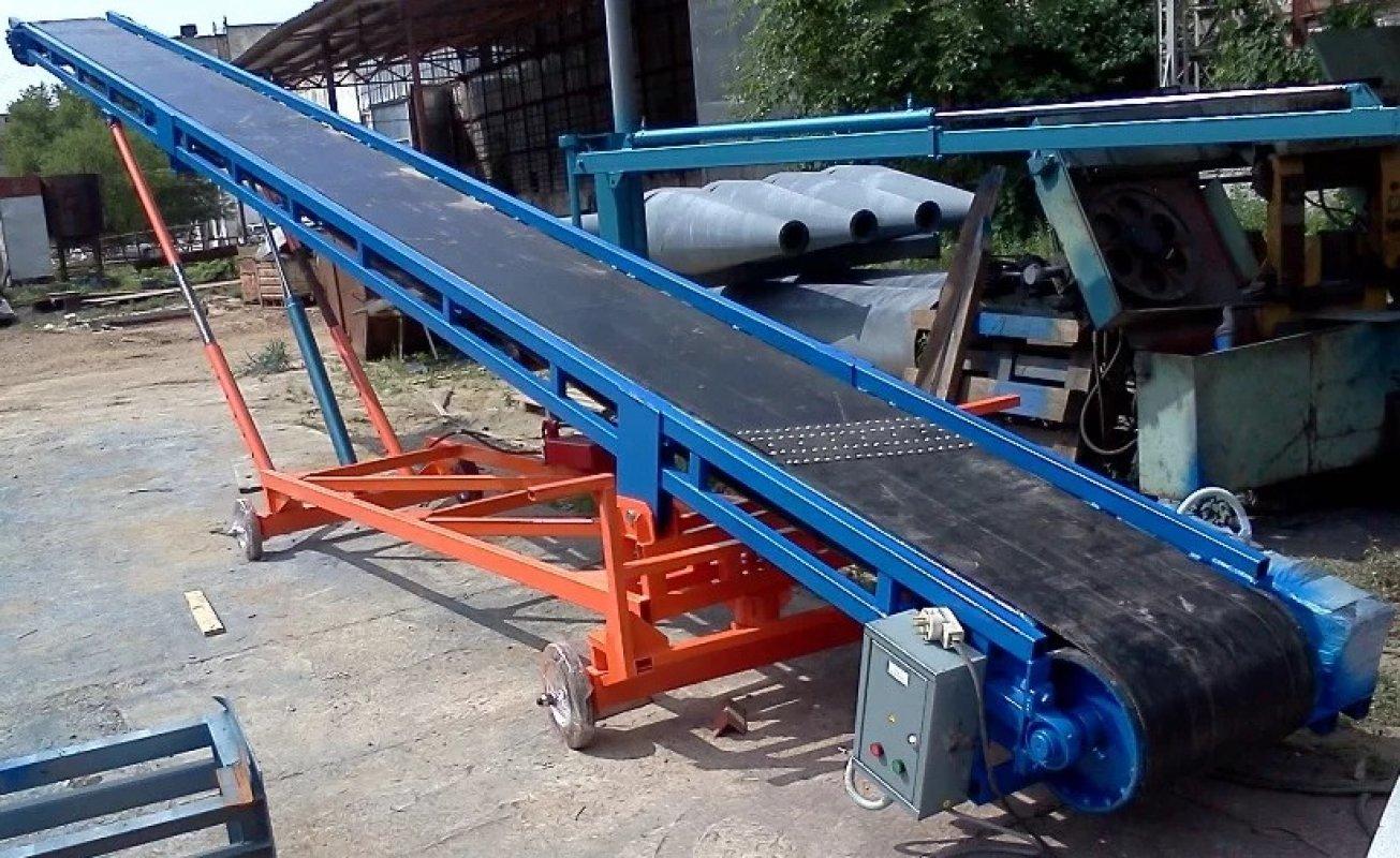 Аренда ленточного транспортера в краснодаре цена на ролики ленточного конвейера